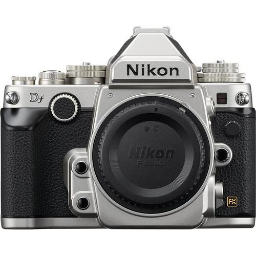 Nikon's retro camera.