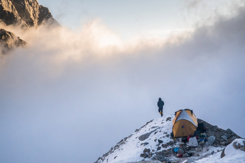 Photo: Renan Ozturk from his Himalayan trip via Digital Trends.