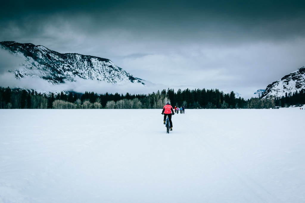We returned to the Methow Valley to ride fatbikes in the snow.