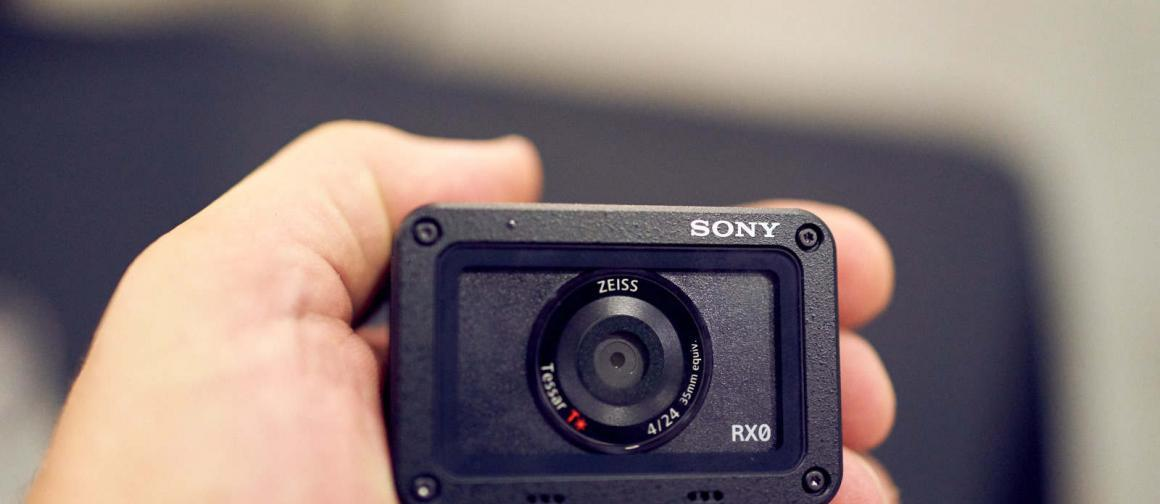 RX0 Sony Pictures Studio - RX1R