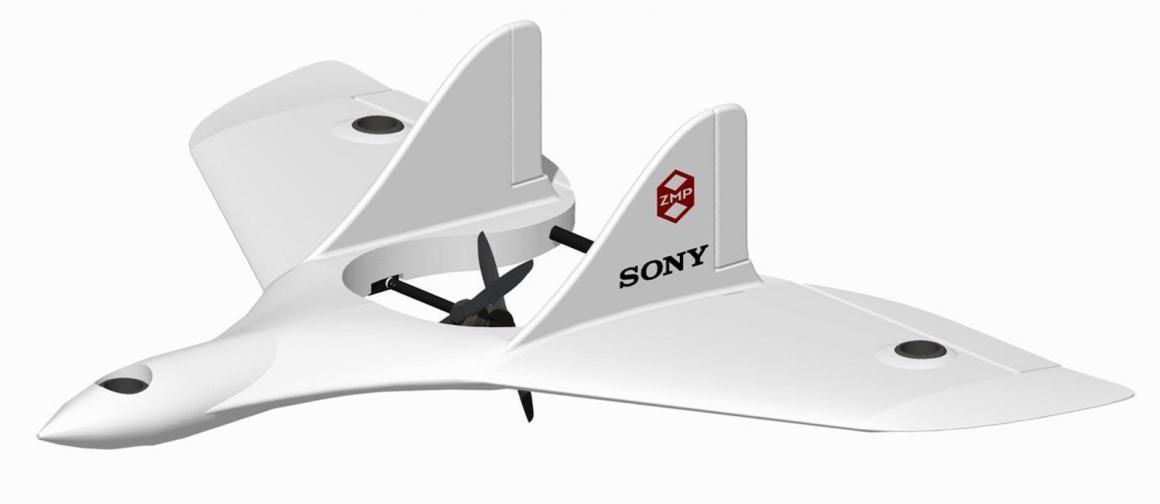 Sony Launches Drone Project
