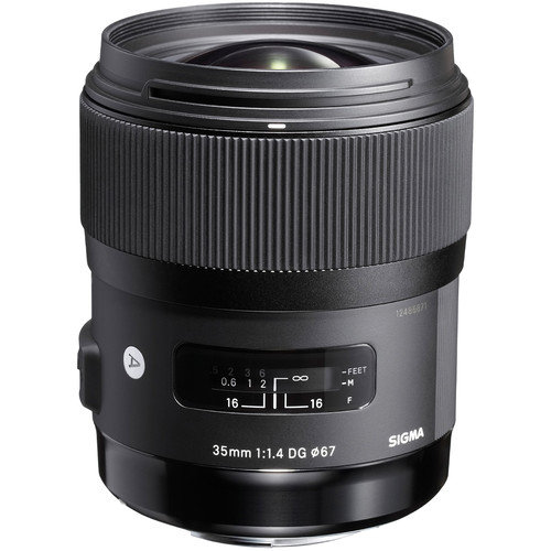 Sigma 35mm is on Sale for $649