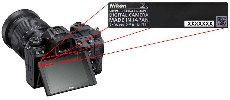 Nikon Z6 and Z7 Recalled