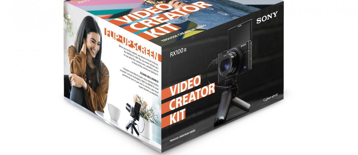 RX100 III Video Creator Kit