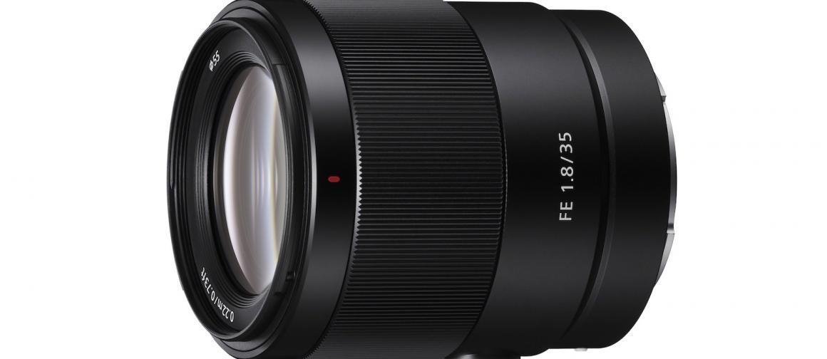 FE 35mm F1.8 Prime