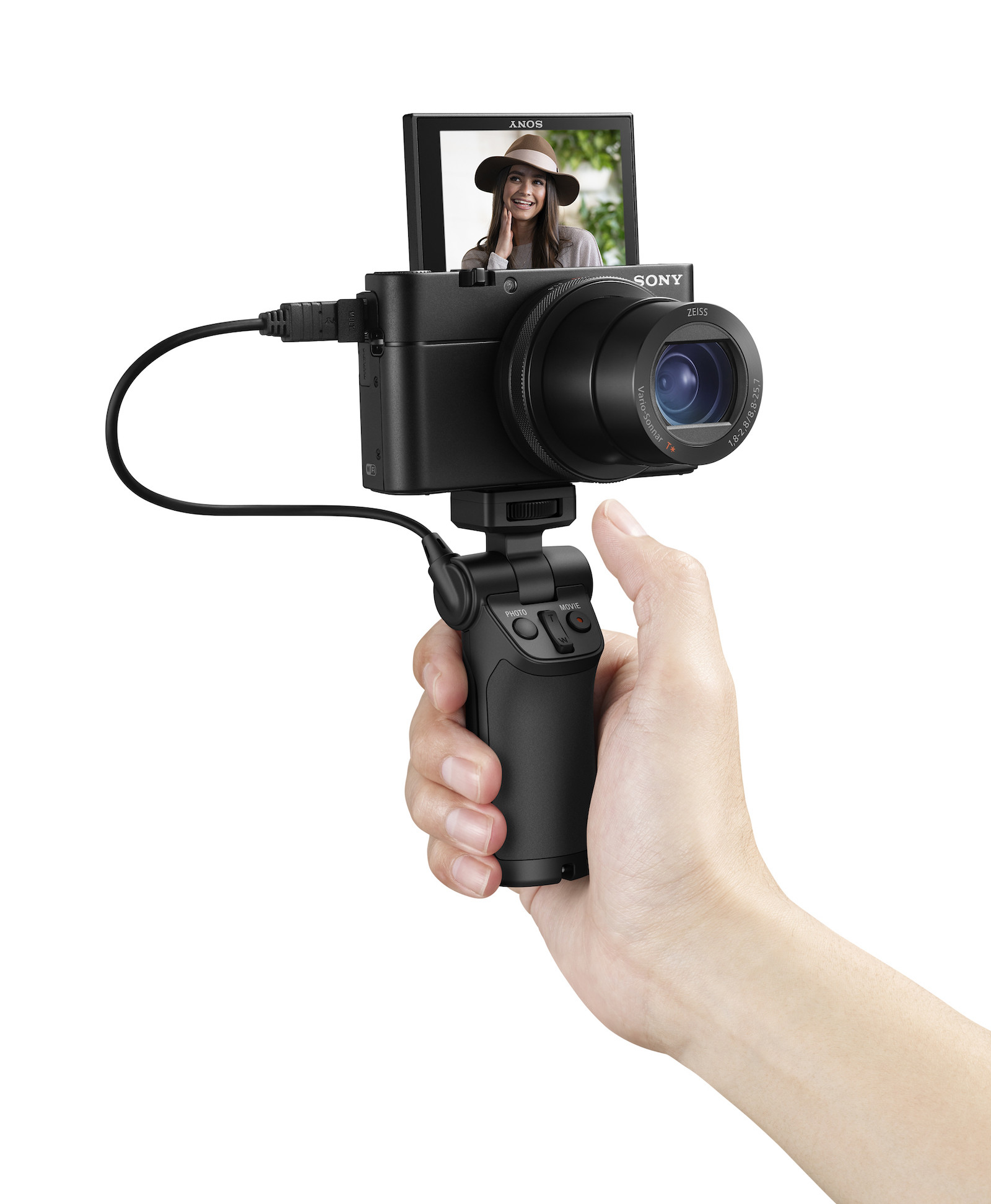 RX100 III Video Creator Kit