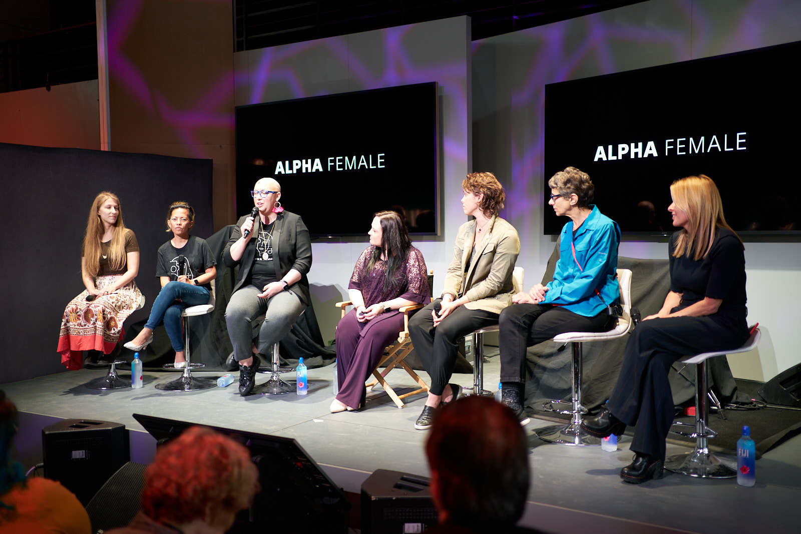 The Alpha Female 2.0 Creators-in-Residence
