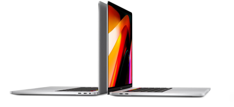"New 16"" MacBook Pro, 11-inch iPad Pro"