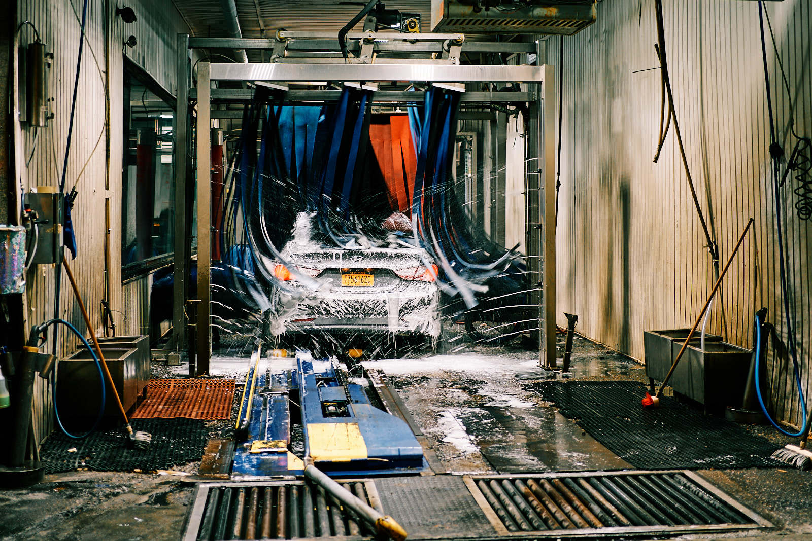 Late Nite Car Wash in Hell's Kitchen