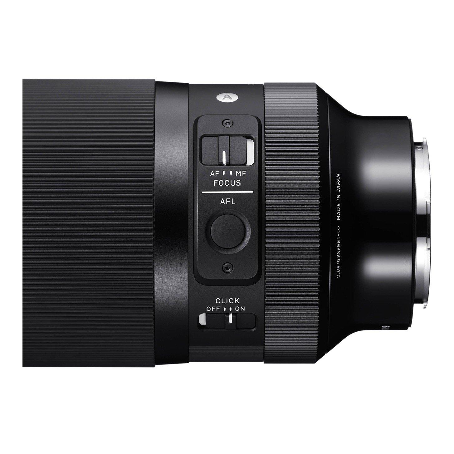 Sigma 35mm F1.2