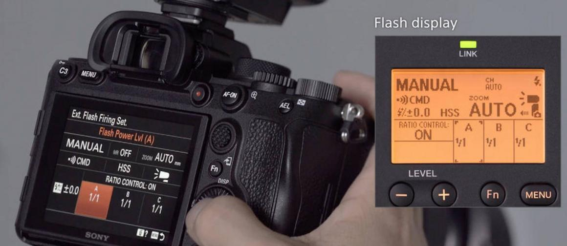 Firmware Updates Adds Flash Control