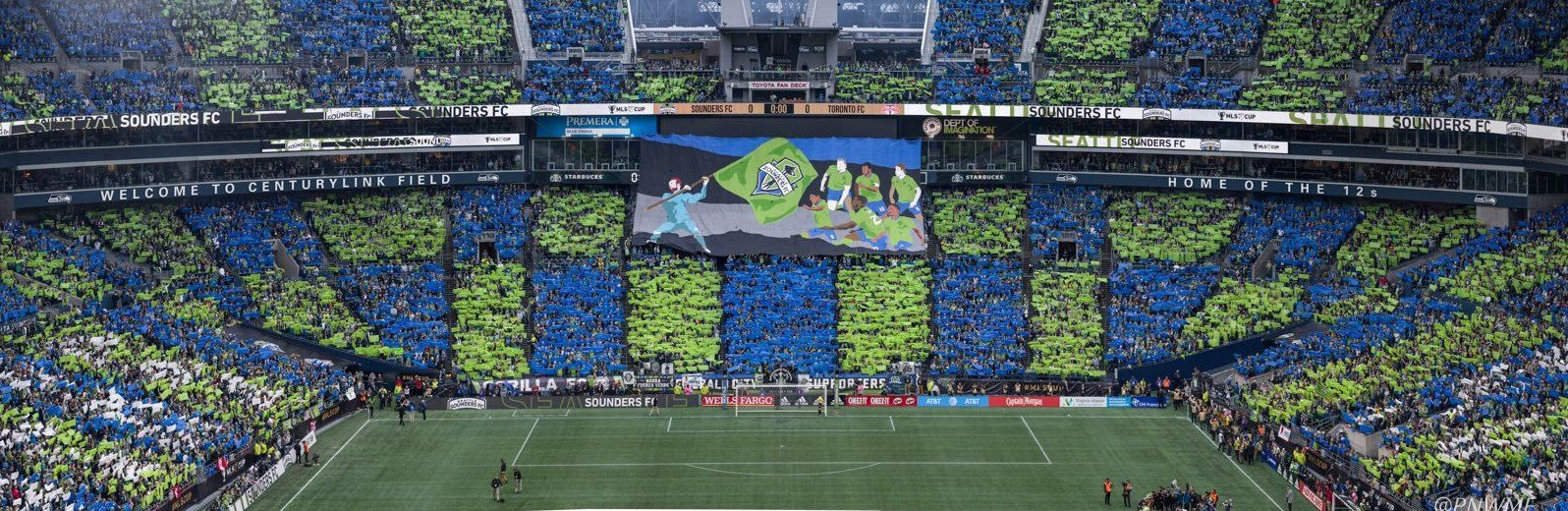 MLS Cup with a Phase One
