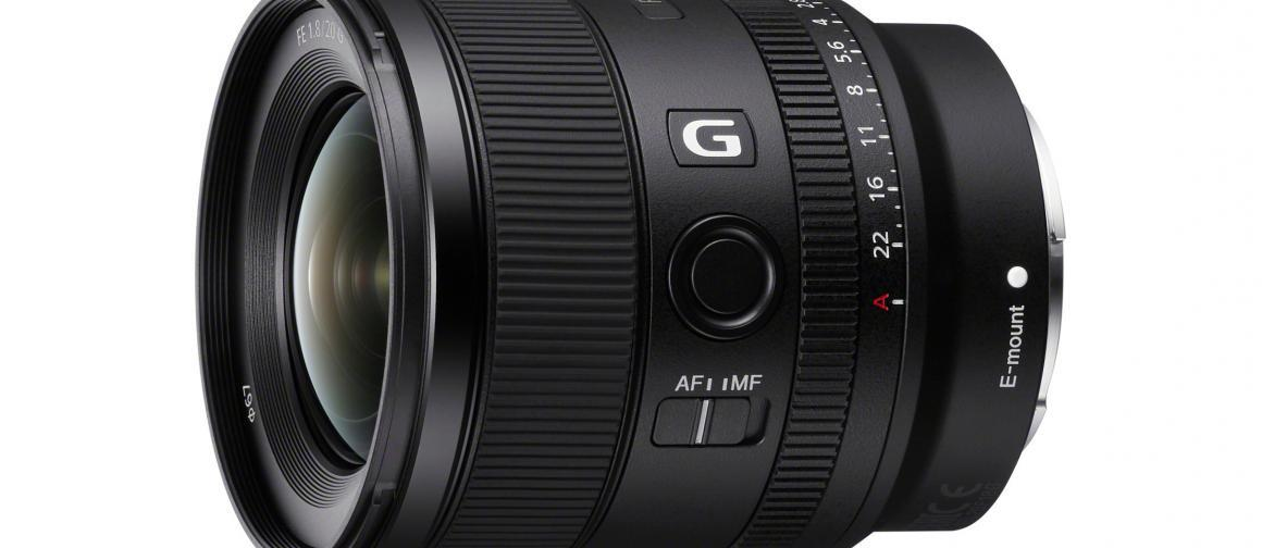 Sony FE 20mm F1.8