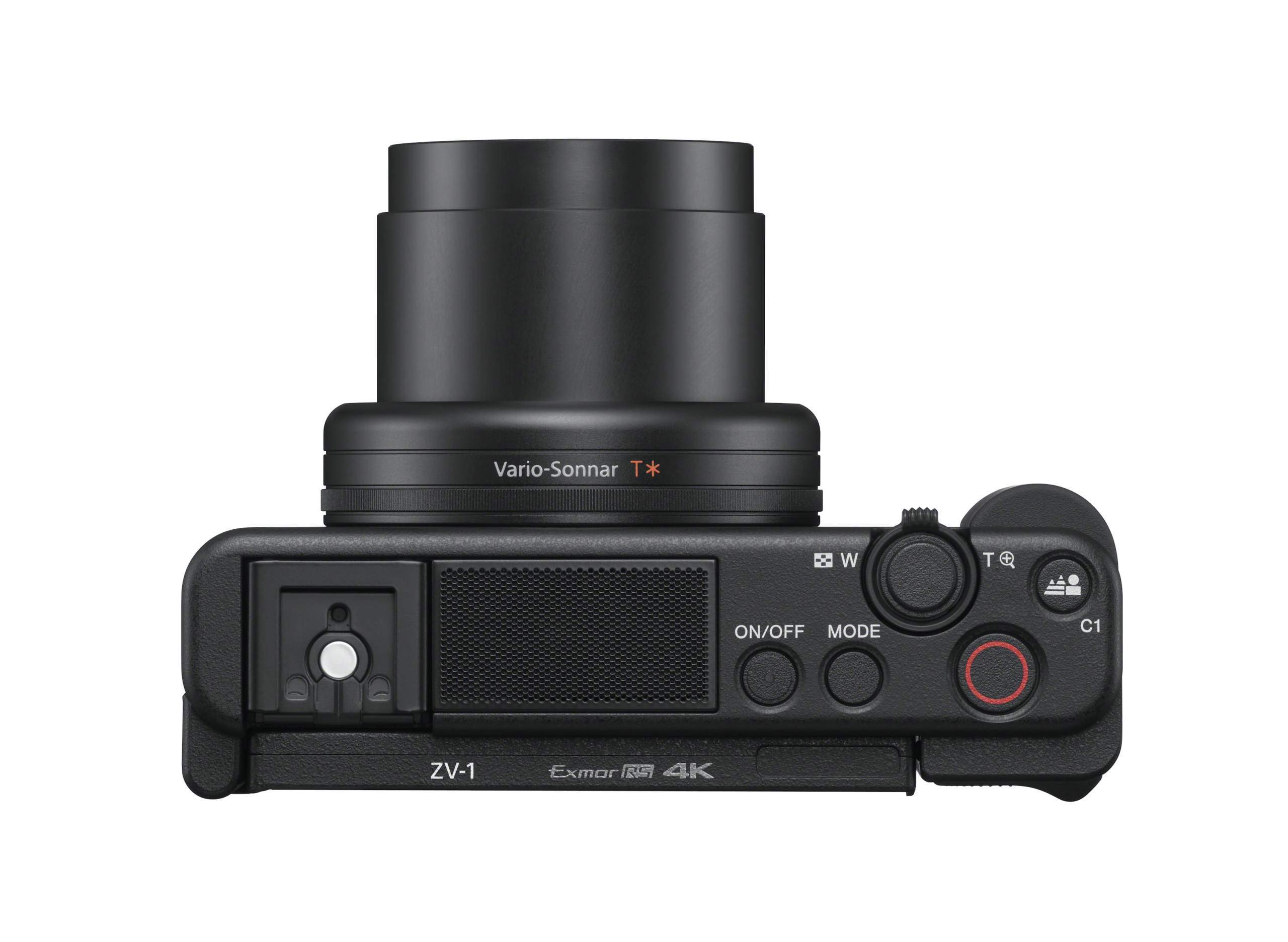 ZV-1 A New Camera for Video