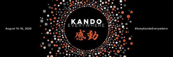 Sony Kando Everywhere Registration Opens