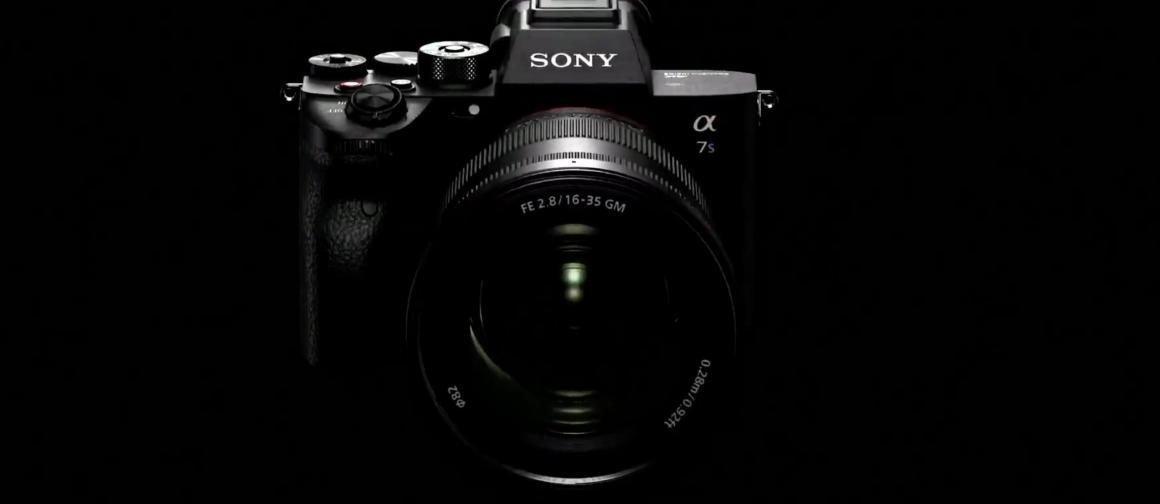 a7s III is Built for 4K