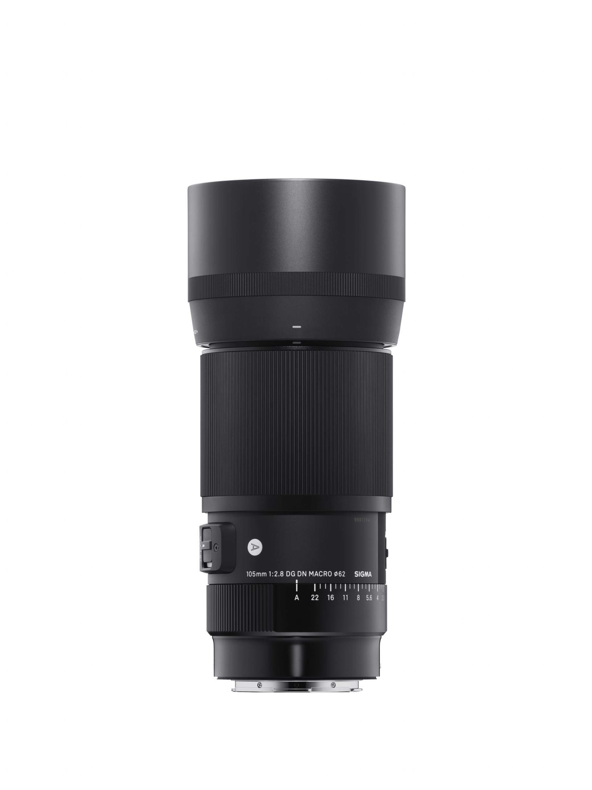 Sigma 105mm for Sony