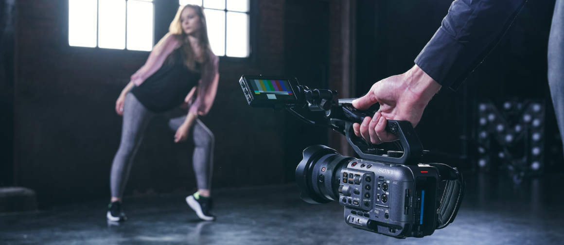 Sony Introduced Full-Frame FX6