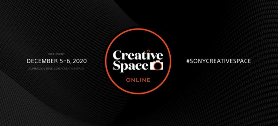 Sony Creative Space Online