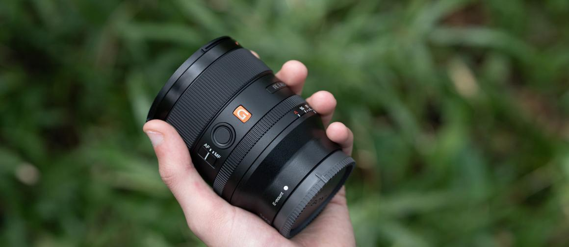 Lightweight and Compact 35mm F1.4 G
