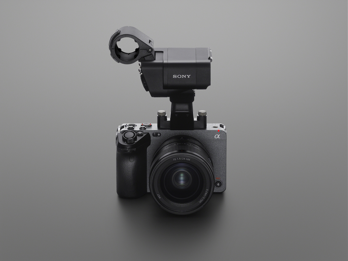Sony Announces FX3 Cinema Camera