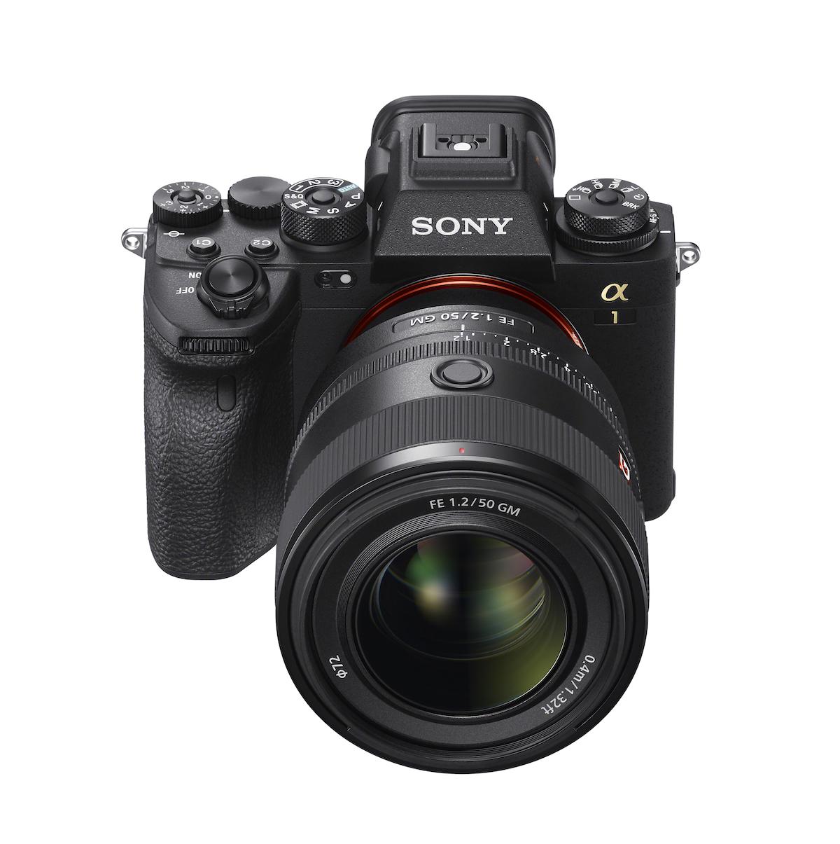 Sony 50mm F1.2 G Master