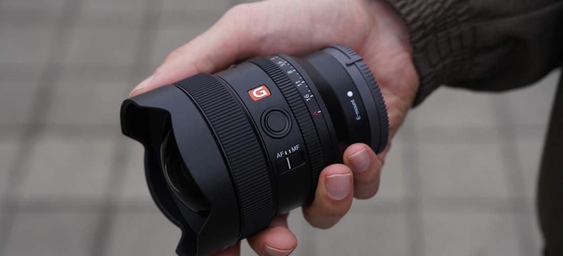 Sony 14mm F1.8 G Master