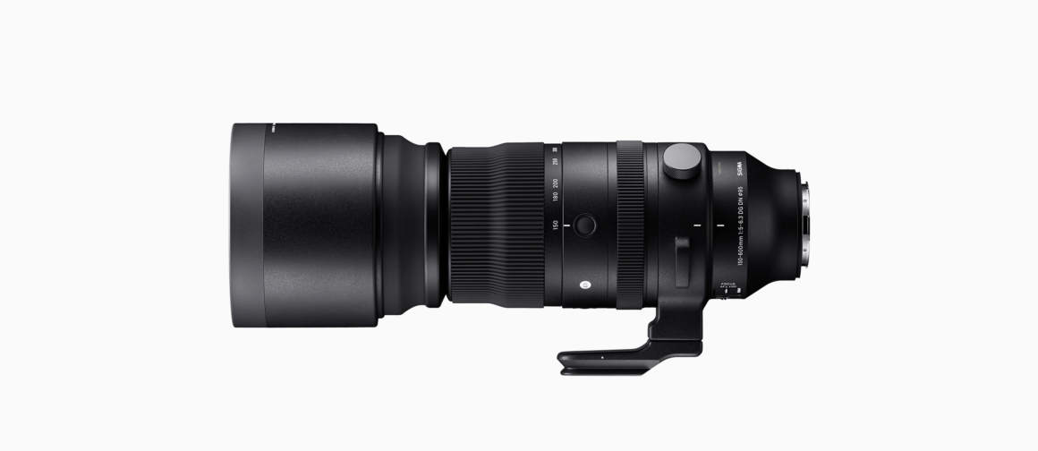Sigma 150-600 for Sony Mirrorless